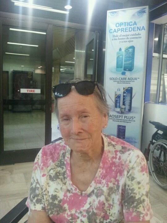 mi abuela preciosa
