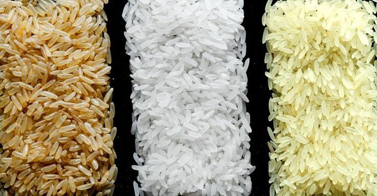 Branco, integral ou parboilizado? Entenda diferenças de tipos de arroz