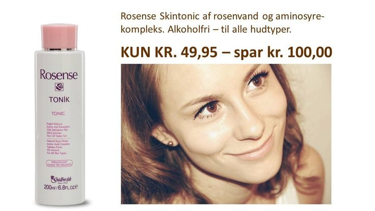 My beautiful daughter ❤️❤️❤️ and her favourite skintonic with rosewater and amoni-acid complex.