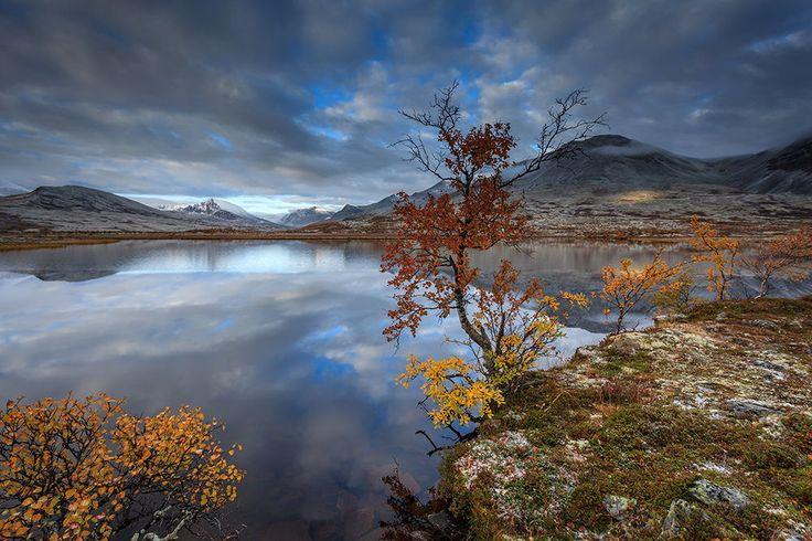 Doralseter, Rondane, Norway by Erik Bilstra