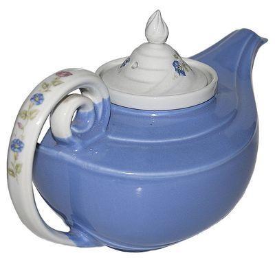 hall Vintage teapots