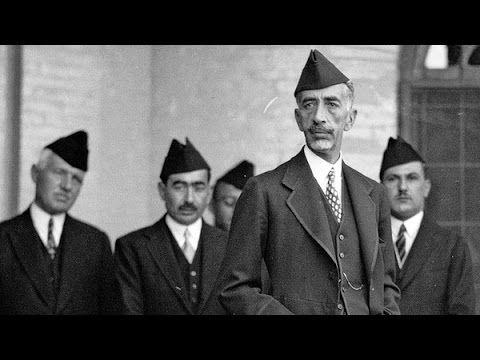 WWI Arab Revolt: Al Hashem (2of2) - King of Syria, King of Iraq - Faisal bin Hussein bin Ali - YouTube