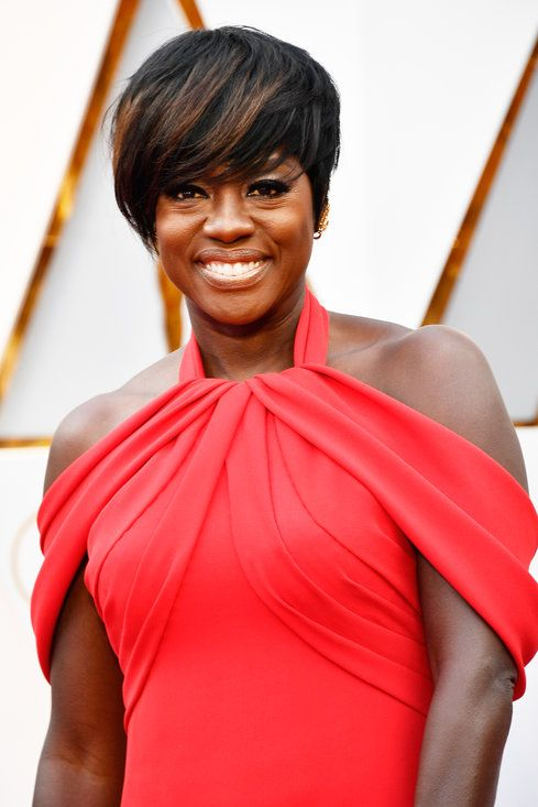 Viola Davis - All Of The Must See Beauty Looks From The 2017 Academy Awards