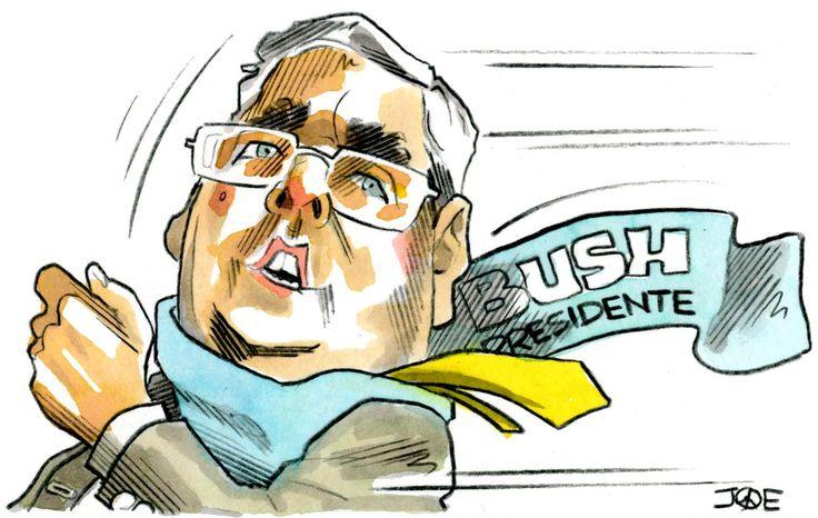 """SECUELA En tiempos en que las sagas están encendidas, desde los mundos de Jurassic Park o Star Wars a las series de Netflix, no se hace raro ver un apellido recurrente optando por el Despacho Oval de la Casa Blanca. Los Bush son ya un clásico en la política republicana y ahora le toca el turno a Jeb, exgobernador de Florida. Pero en este """"dejá vu"""" este Bush no lo va a tener tan fácil, tanto por la congestión de postulantes de su partido como a la deriva ultraconservadora del Tea Party, que…"""