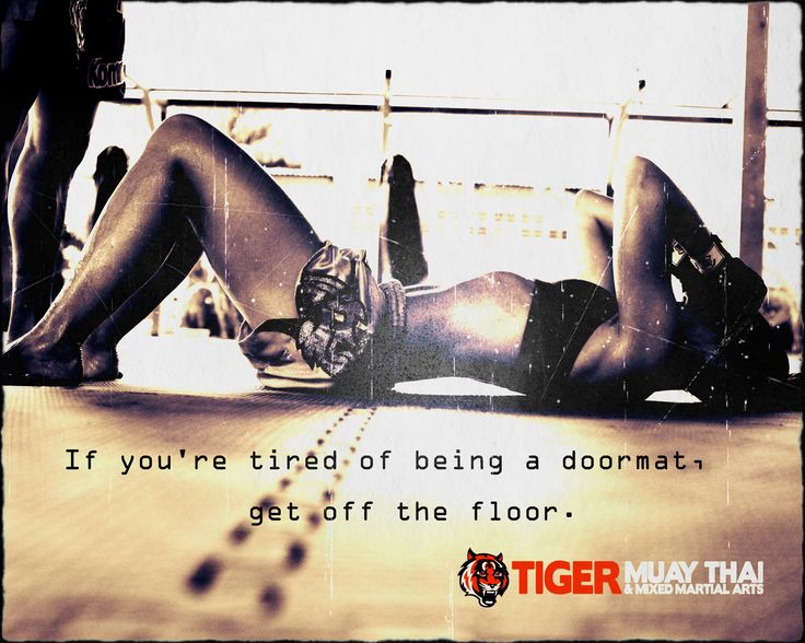 No time for excuses! If you don't like your life...change it. We can show you how at Tiger Muay Thai & MMA in Thailand with our adrenalin-pumping, fear stomping fitness adventures. You don't owe it to anyone but yourself.
