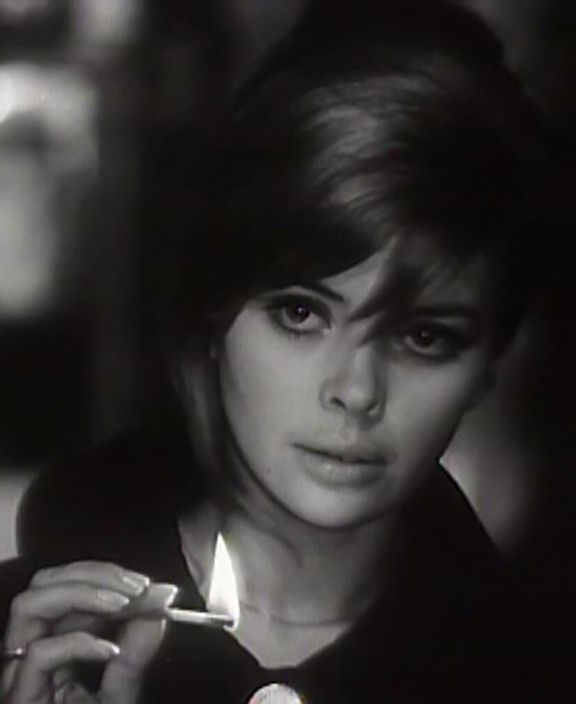 """Barbara Kwiatkowska in """"Jowita"""", 1991"""
