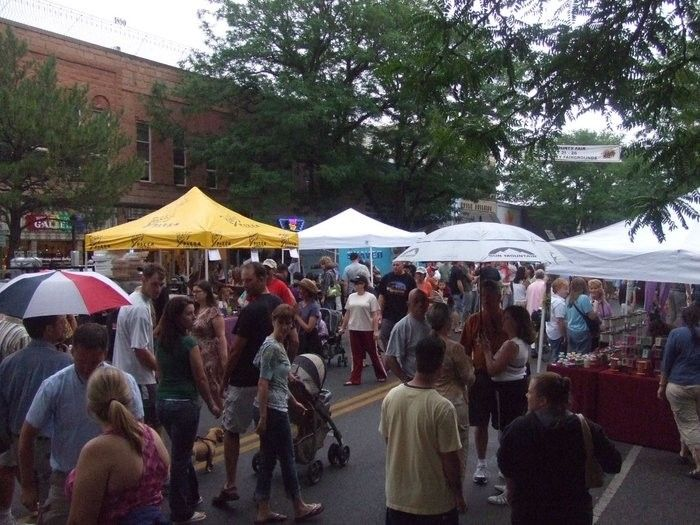 5. Downtown Farmers Market (Downtown Grand Junction)