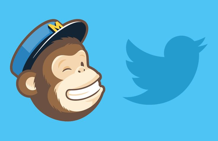 Capta clientes en #Twitter para tu lista de Mailchimp ¡Con un click! #emailmarketing #email #marketing #socialmedia