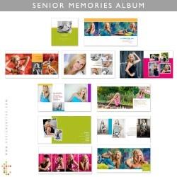 Senior Memories Album. $55