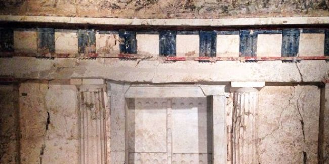 ● Vergina Royal Tombs - Guided Tours & excursions ~ Interesting, unique historic, adventurous, archaeological and religious tours in Thessaloniki and Northern Greece! http://www.inthessaloniki.com/en/guided-tours-and-daily-adventures/royal-tombs-vergina-tour ● Βεργίνα - Βασιλικοί Τάφοι - http://www.inthessaloniki.com/el/xenagiseis-ekdromes/episkepsh-kai-ksenaghsh-sthn-vergina ● #travel #archaeology #historic #vacation #θεσσαλονίκη #ταξιδια #αρχαιολογια