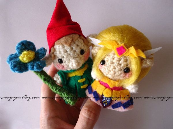Amigurumi Zelda Pattern : Best zelda images zelda amigurumi patterns and