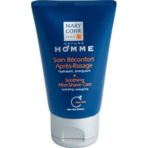 Mary Cohr - Men Soothing After Shave Cream Soins Réconfort Après-rasage