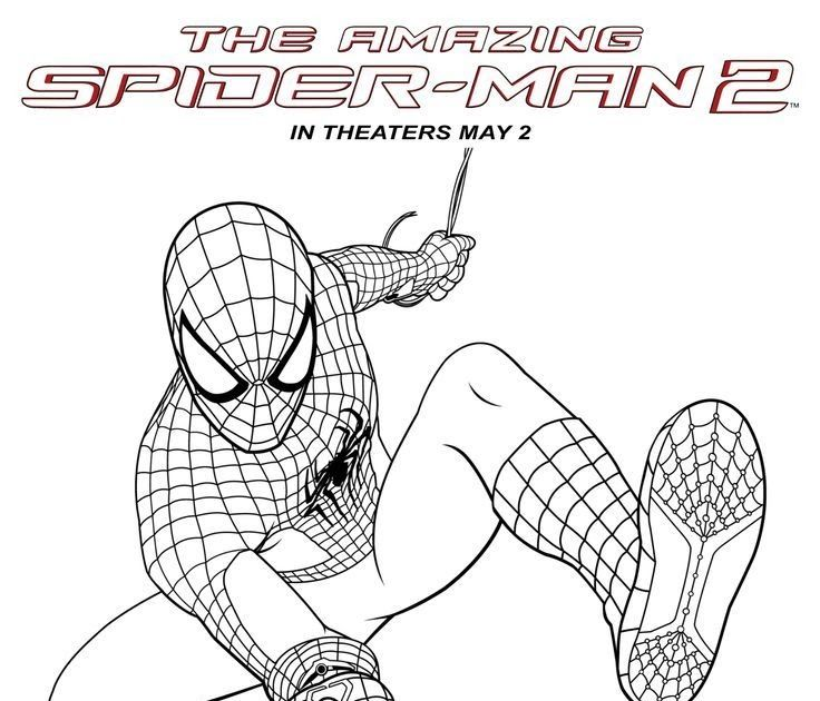 Mysterio Spiderman Coloring Pages - Coloring Pages Ideas