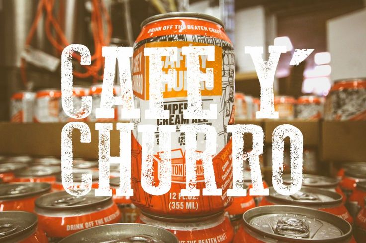 CARTON BREWING CAFE Y' CHURRO – I Drink Good Beer . com |