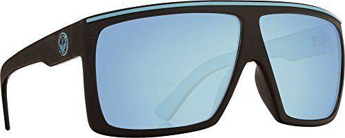 Dragon Alliance Fame Sunglasses, Distinct Name  Matte Blue   Sky Blue Ion  Lens, Gender  Mens Unisex, Size  Lg, Primary Color  Blue e16ebf2024