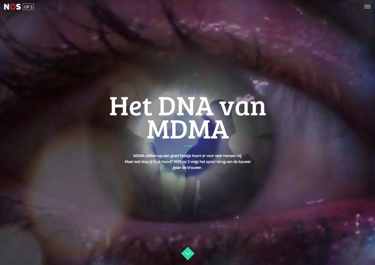 MDMA slikken op een goed feestje hoort er voor veel mensen bij. Maar wat stop · Digital StorytellingDocumentaryDrugs