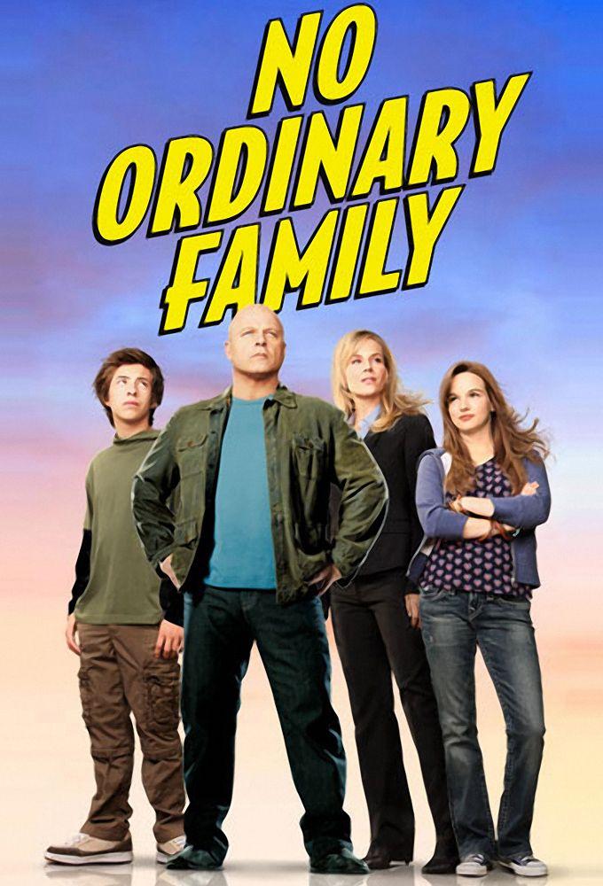 No Ordinary Family -   Best. Tv Show. Ever.