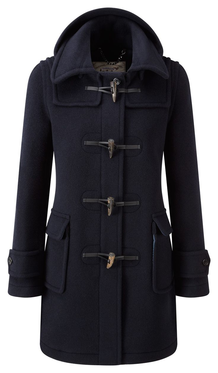 17 Best ideas about Duffle Coat on Pinterest | Coats Trench coats