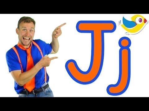 The Letter J Song - Learn the Alphabet - YouTube