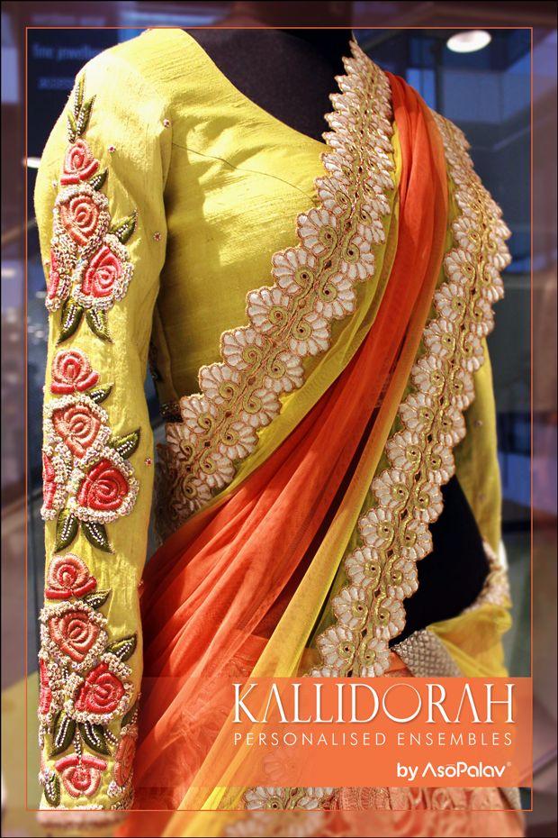 Wear your #attitude on your #sleeves ! #Kallidorah #Asopalav #Ahmedabad…