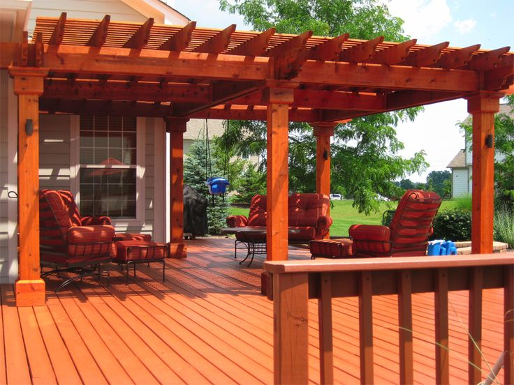 Images Of Decks And Patios: Decks And Porches