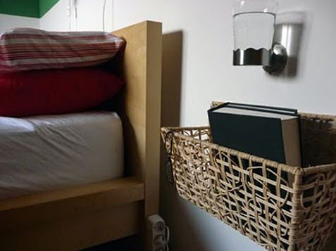Nightstands For Small Spaces 40 best bedroom images on pinterest   nightstand, room and bedside