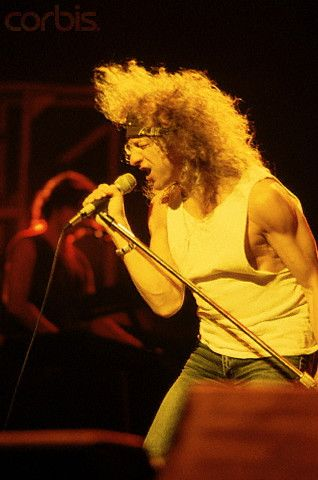 28.06.1993, Lou Gramm Performing with Foreigner in Concert, photo Henry Diltz