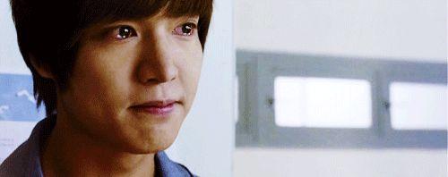 Cute Lee Min Ho . . .