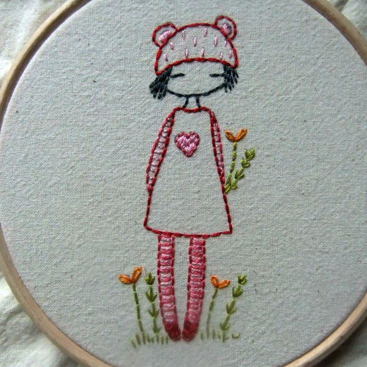 Lilipopo embroidery pinterest