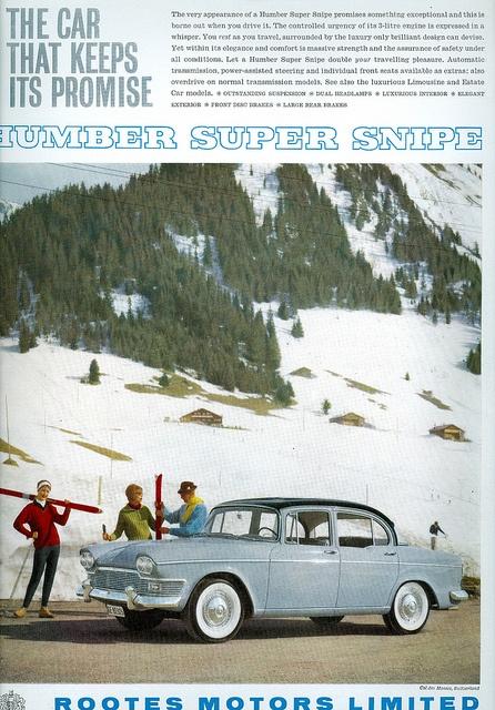 1000 images about humber super snipe on pinterest for Garage ad agde