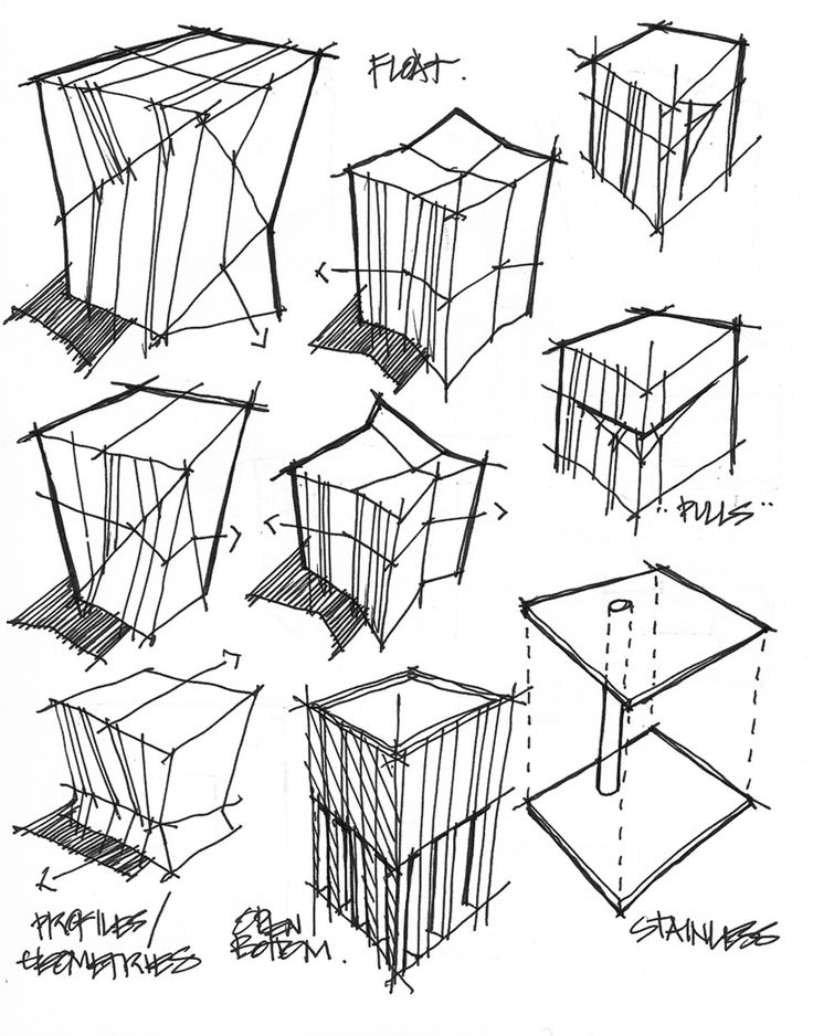 Best Architectural Sketches Images On Pinterest Architecture
