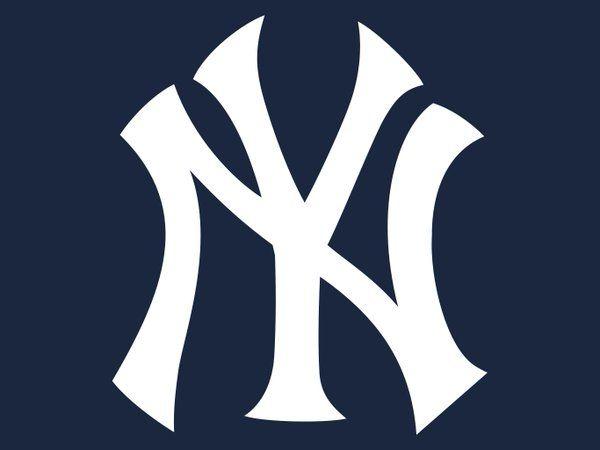 134 best iconic nyc font sunday images on pinterest domingo new rh pinterest com New York Yankees Logo Stencil New York Yankees Logo High Resolution