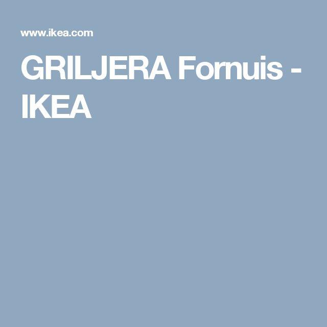 GRILJERA Fornuis - IKEA