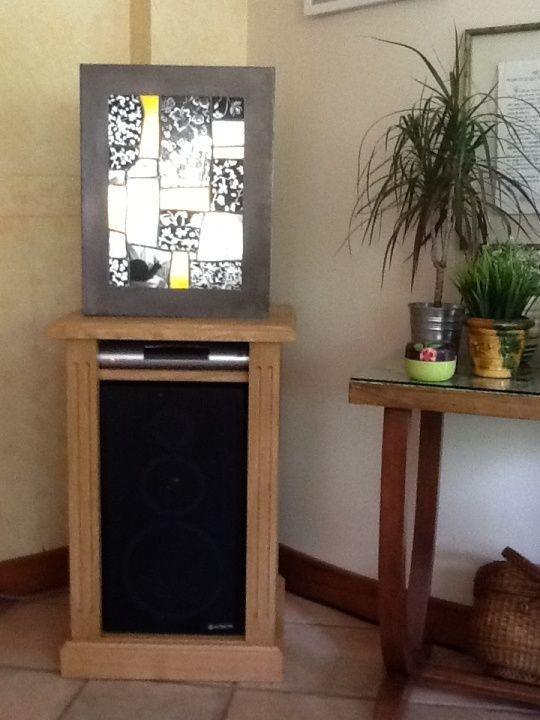 Les 25 meilleures id es de la cat gorie meuble chaine hifi for Petit meuble hifi