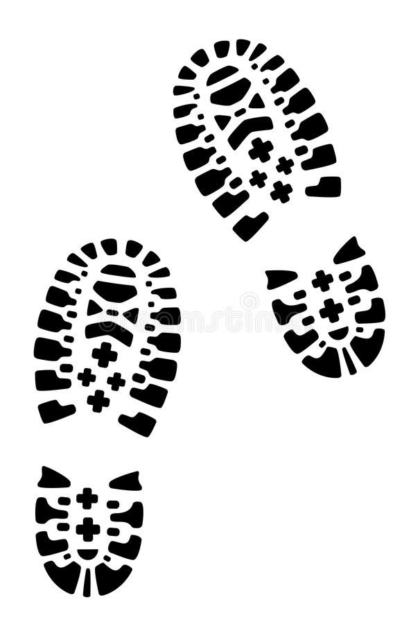 10++ Shoe print clipart black and white ideas in 2021