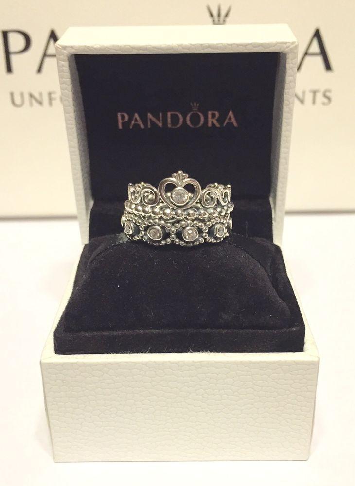 anello donna pandora principessa