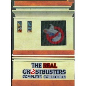 The Real Ghostbusters DVD collection. Why don't I have this?