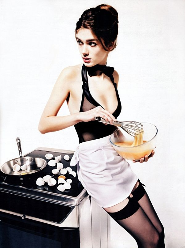 My new cooking outfit...