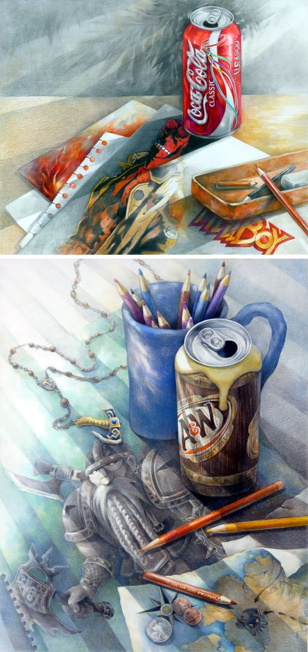 AP Studio Art Concentration samples
