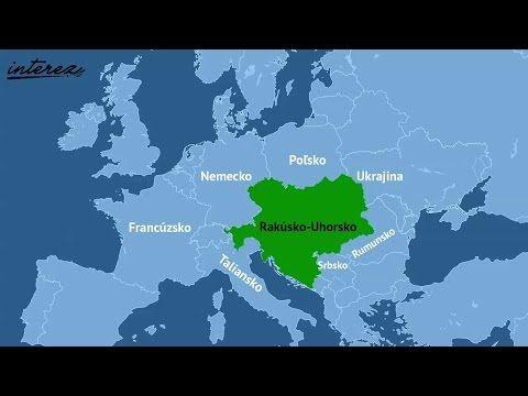 Ako by to vyzeralo, kedy sa Rakúsko-Uhorsko opäť zjednotilo? - YouTube