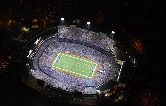 Ralph Wilson Stadium : It is the home for the Buffalo Bills, of the NFL.