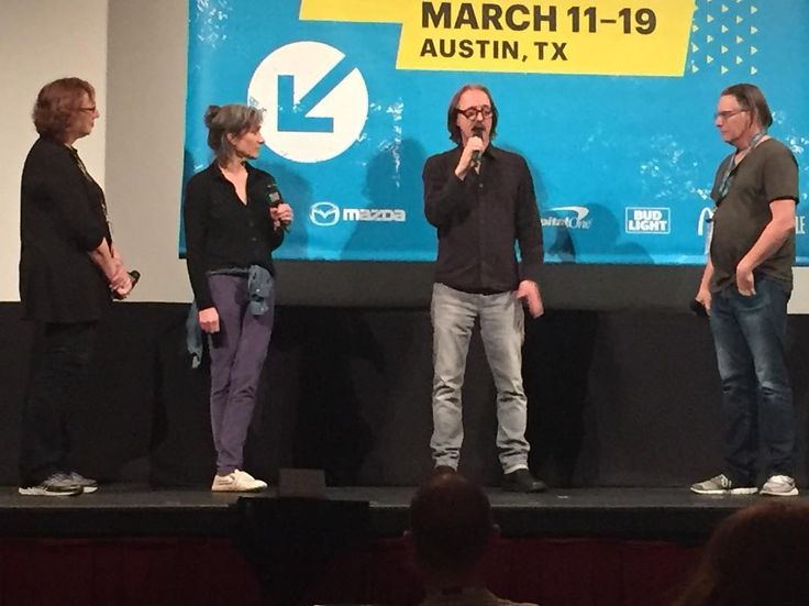 Post q&a at #sxsw #smartstudiosdocumentary #geekout