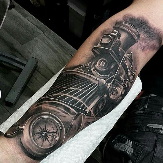 81 best images about transportation on pinterest chevy for Crazy train tattoos