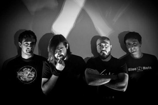 """Concrete Jelly - Firma per Sliptrick Records!  La hard rock band italiana Concrete Jellÿ  (fondata a Trieste nel 2014), ha registrato il nuovo album """"Getting Noticed"""" durante l'estate del 2016. L' ispirazione per la trama è fatta da esperienze buone e cattive, avvenute durante la loro attività incessante che hanno vissuto sul e fuori dal palco."""
