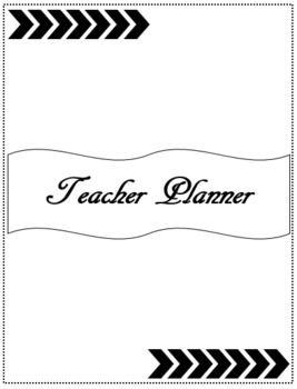 This planner will help you to plan, organize and stay motivated. All black and white. Includes: Presentation Teacher Information Accounts Information Volunteers Information Draw it Grids Plan it Notes Schedule Calendar 2017-2018 Overview Monthly Overview and Calendar