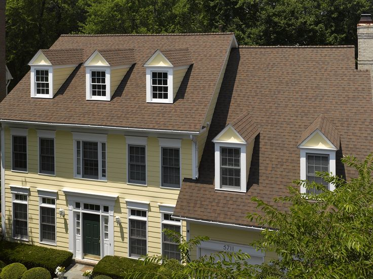 CertainTeed Landmark In Heather Blend #roofing #shingle