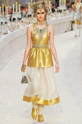 Chanel Look 72