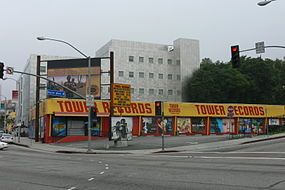 Tower Records - Wikipedia, the free encyclopedia