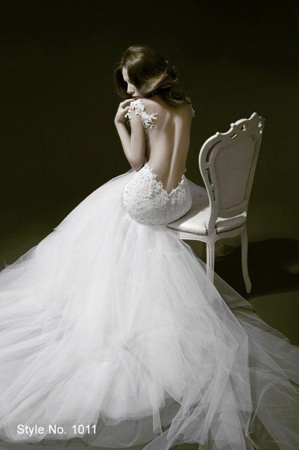 vestidos de noiva pnina tornai