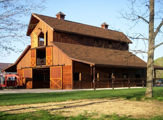 95 best images about barn on pinterest free house plans for Monitor barn plans with living quarters